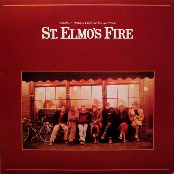 VARIOUS ARTISTS_St. Elmos Fire: Original Motion Picture Soundtrack