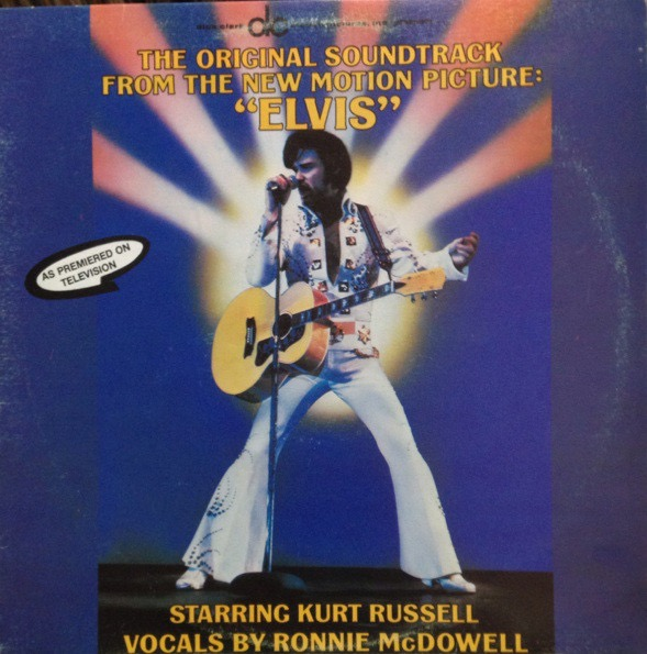 RONNIE MCDOWELL_Elvis : The Original Soundtrack From The New Motion Picture
