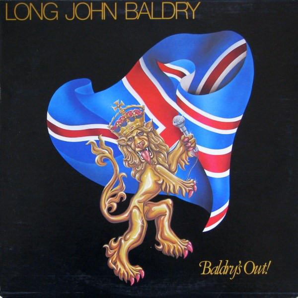 LONG JOHN BALDRY_Baldrys Out