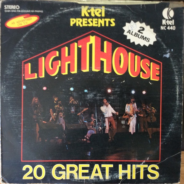 LIGHTHOUSE_K-Tel Presents Lighthouse _2lp_