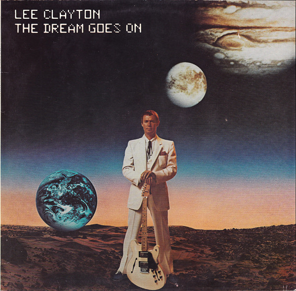 LEE CLAYTON_The Dream Goes On