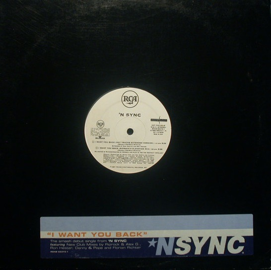 NSYNC_I Want You Back