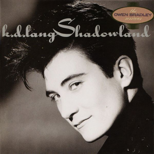K.D LANG_Shadowland / The Owen Bradley Sessions _W/Printed Inner Sleeve_