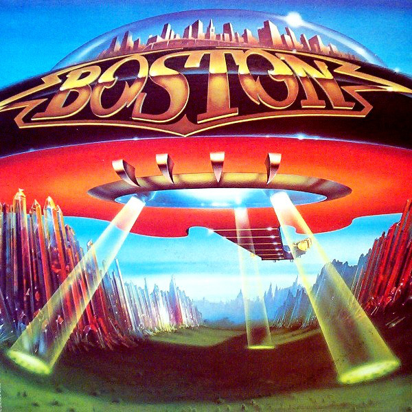 BOSTON_Dont Look Back