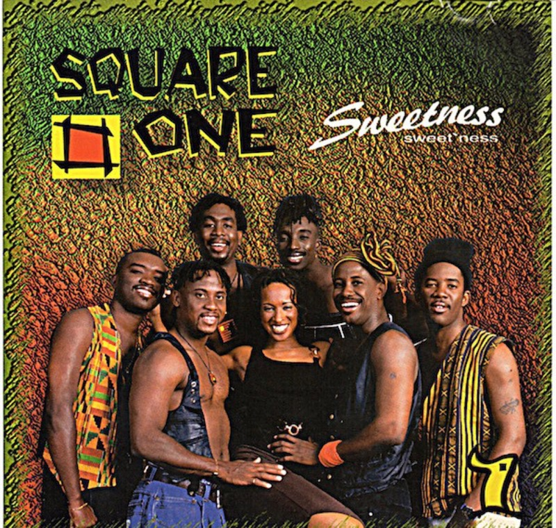 SQUARE ONE_Sweetness