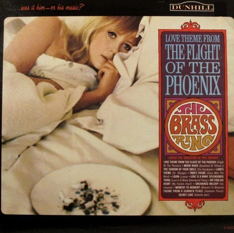 THE BRASS RING_Love Theme From The Flight Of The Phoenix