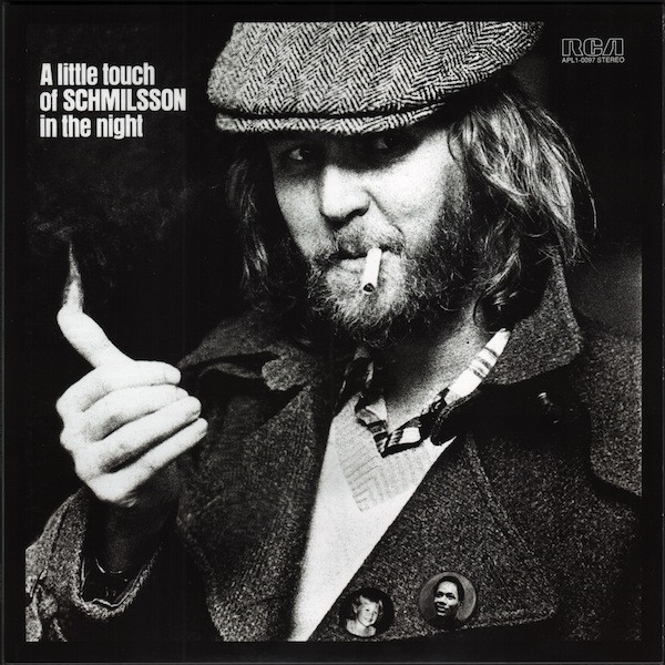 HARRY NILSSON_A Little Touch of Schmilsson in theNight