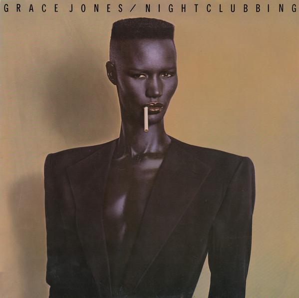 GRACE JONES_Nightclubbing
