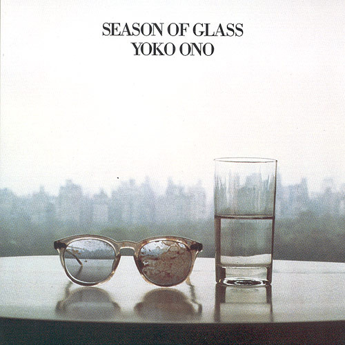 YOKO ONO_Season Of Glass _W/ Printer Inner Sleeve_
