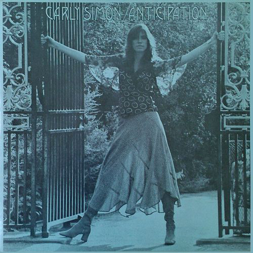 CARLY SIMON_Anticipation _W/Original Inner Sleeve_