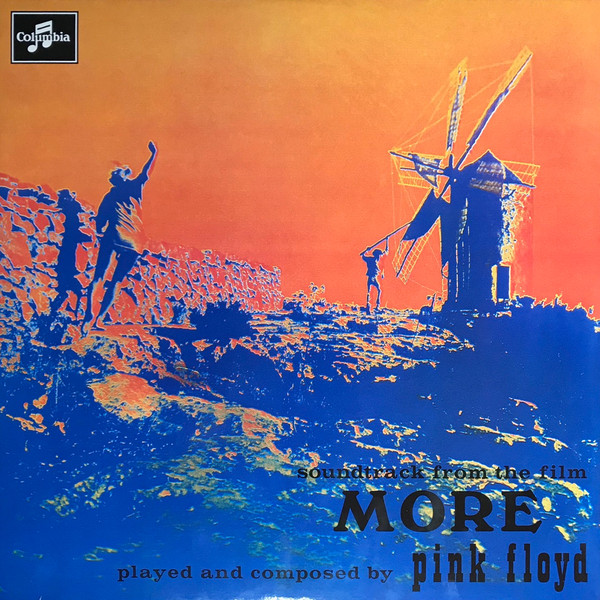 PINK FLOYD_Soundtrack From The Film