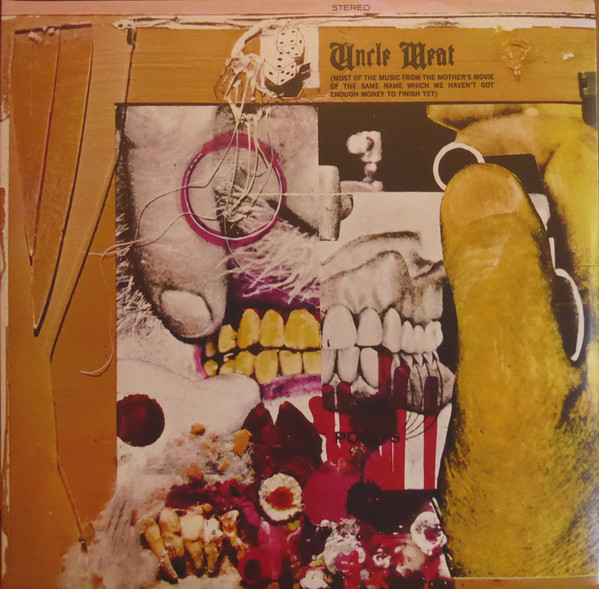 FRANK ZAPPA_Uncle Meat (2LP/Gatefold)