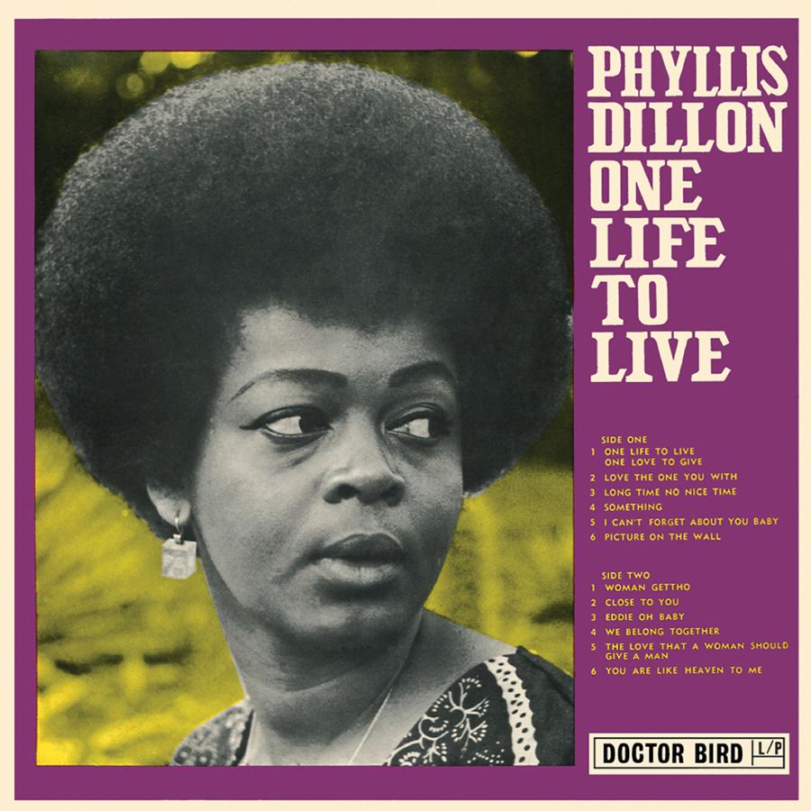 PHILLIS DILLON_One Life To Live