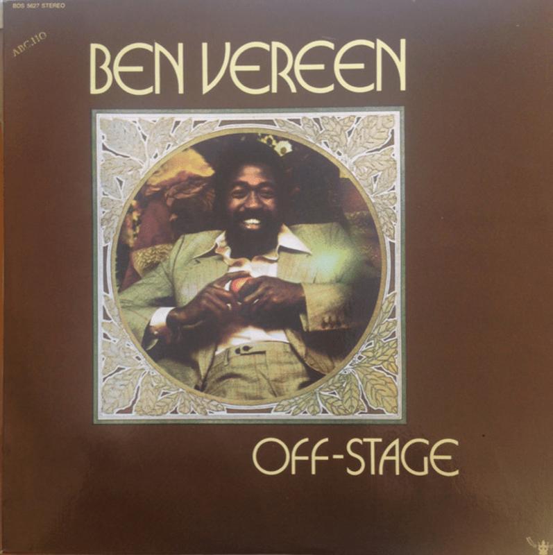 BEN VEREEN_Off-Stage