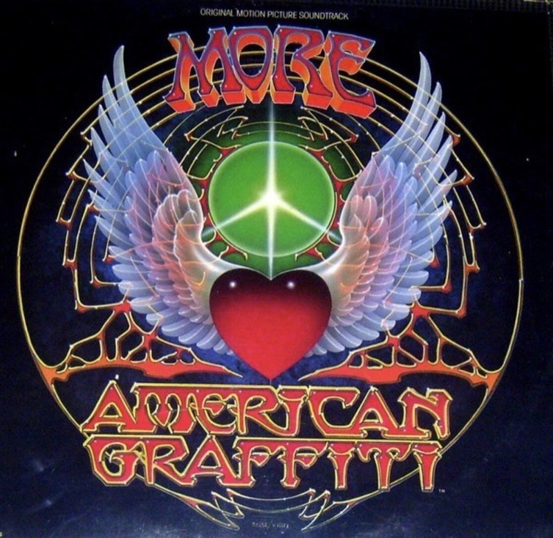VARIOUS ARTISTS_More American Graffiti _Gatefold_