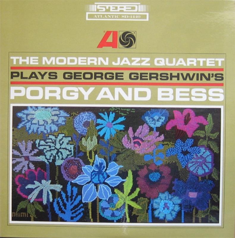 JAZZ MODERN_The Modern Jazz Quartet Plays George Gershwins Porgy And Bess
