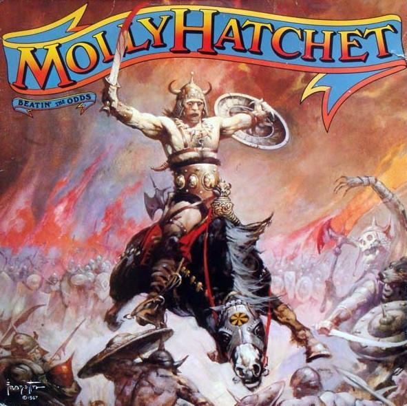 MOLLY HATCHET_Beatin The Odds