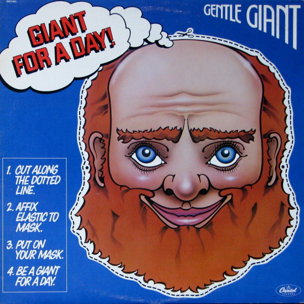 GENTLE GIANT_Giant for a Day