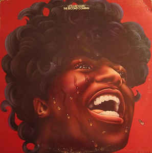 LITTLE RICHARD_The Second Coming