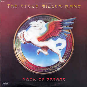 MILLER STEVE_Book Of Dreams