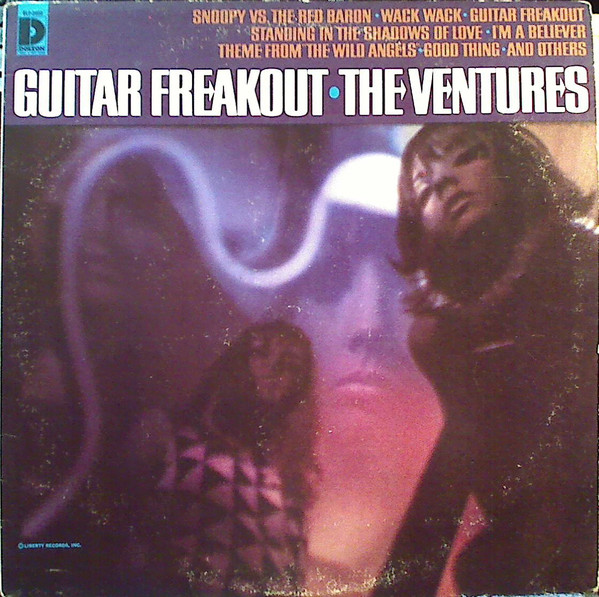 THE VENTURES_Guitar Freakout