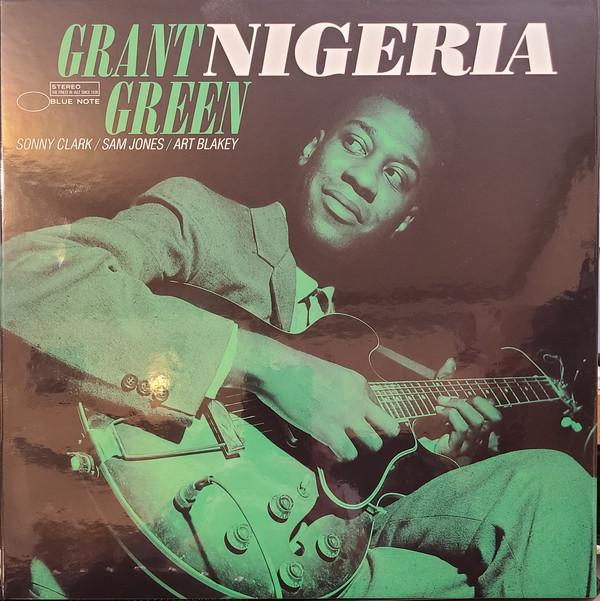GRANT GREEN_Nigeria _Blue Note Tone Poet Series_