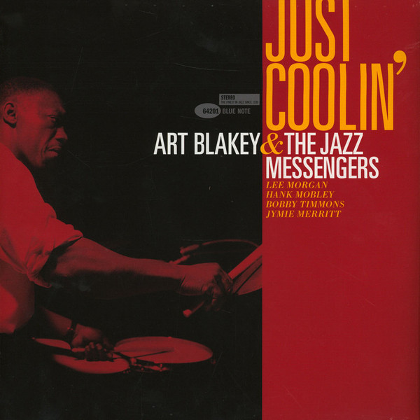 ART BLAKEY AND THE JAZZ MESSENGERS_Just Coolin'