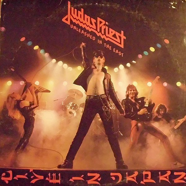 JUDAS PRIEST_Unleashed in the East