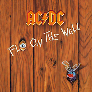 ACDC_Fly On The Wall _180g Vinyl_