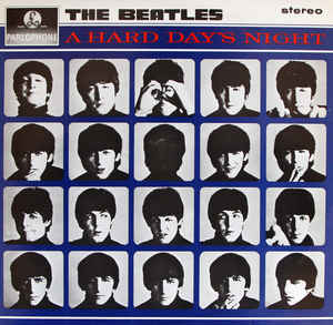 THE BEATLES_A Hard Day's Night _Songs From The Film_
