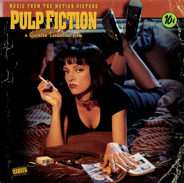 VARIOUS_Pulp Fiction, Music From The Motion Picture