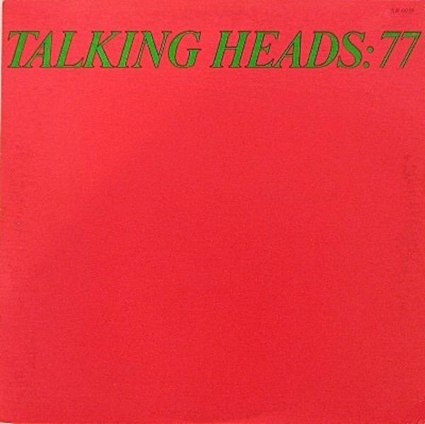 TALKING HEADS_Talking Heads: 77