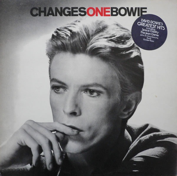 DAVID BOWIE_Changes One Bowie