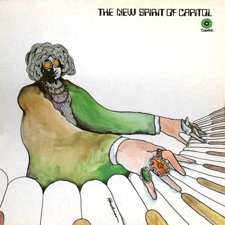 VARIOUS_The New Spirit Of Capitol
