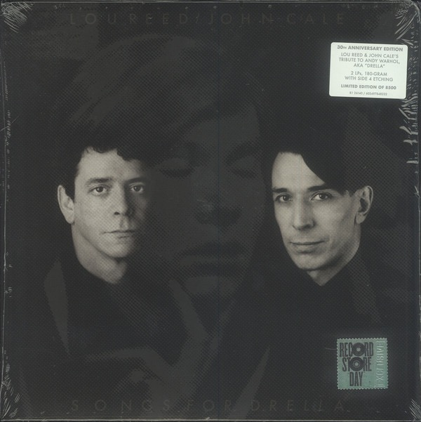 LOU REED / JOHN CALE_Songs For Drella