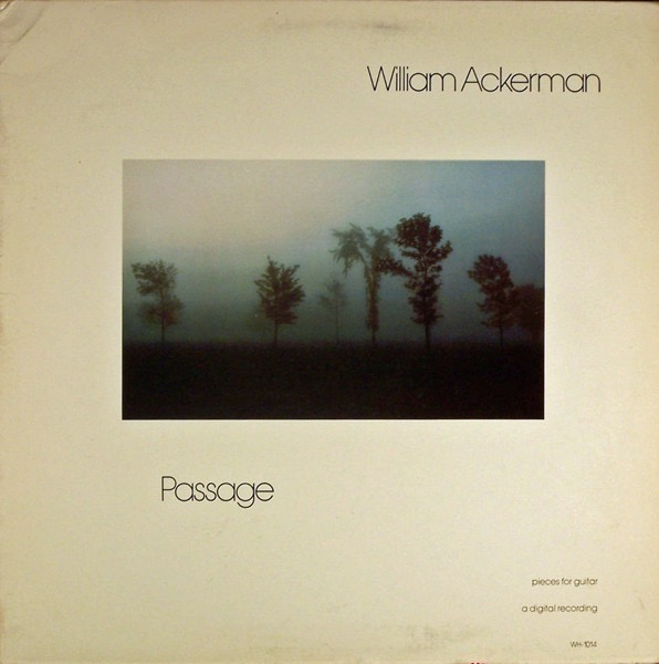 WILLIAM ACKERMAN_Passages