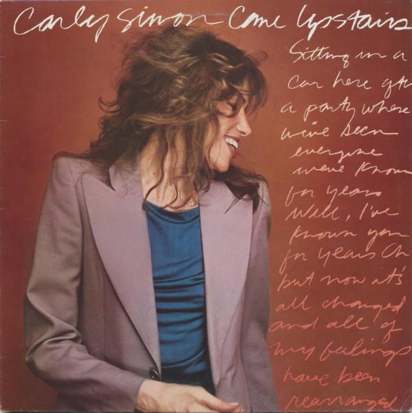CARLY SIMON_Come Upstairs