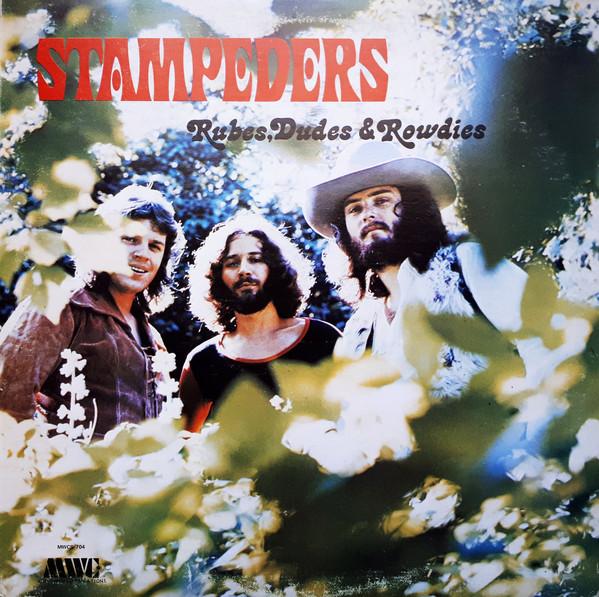STAMPEDERS_Rubes, Dudes And Rowdies