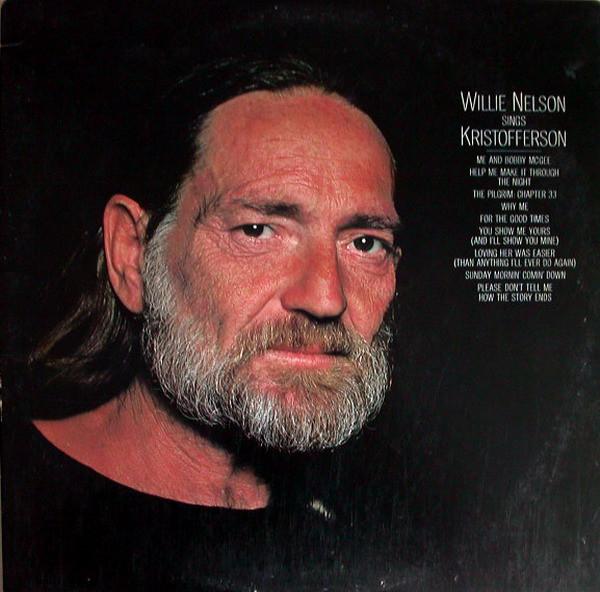 WILLIE NELSON_Sings Kristofferson