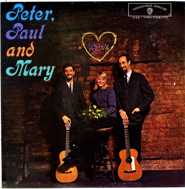 PETER PAUL AND MARY_Peter Paul And Mary