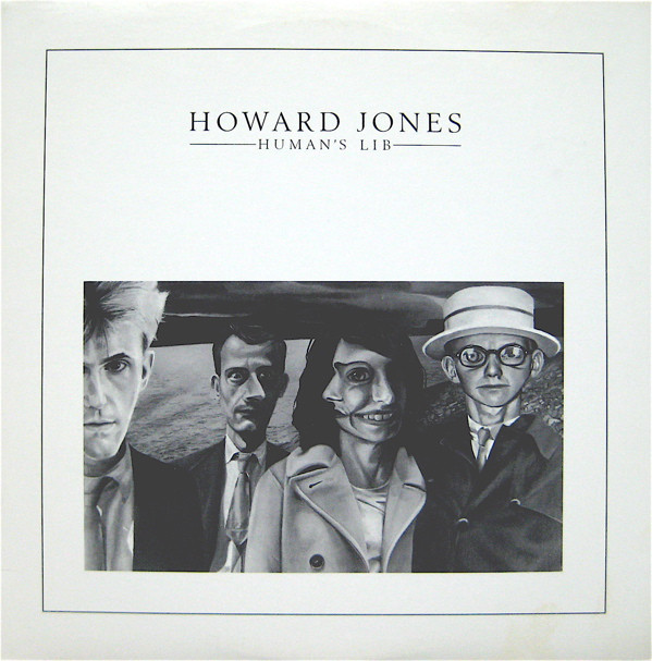 HOWARD JONES_Human's Lib