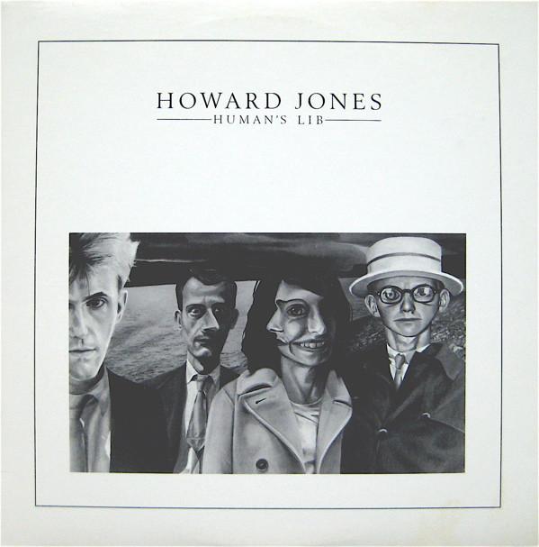 HOWARD JONES_Human's Lib