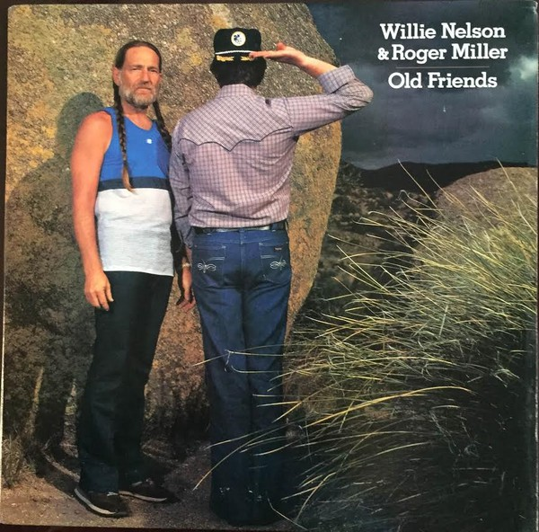 WILLIE NELSON_Old Friends