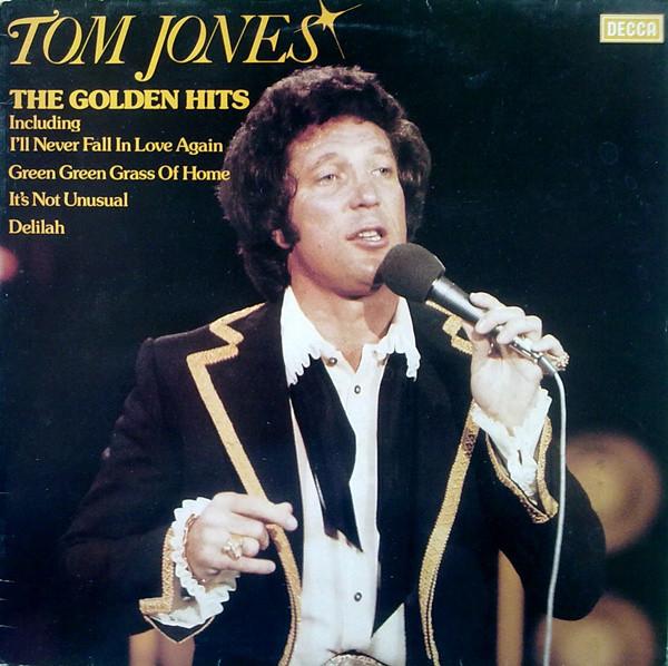 TOM JONES_The Golden Hits