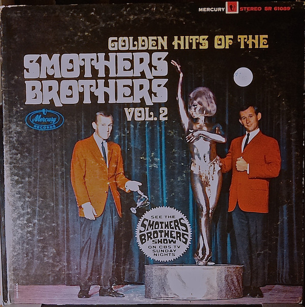 SMOTHERS BROTHERS_Golden Hits Of The Smothers Brothers Vol. 2