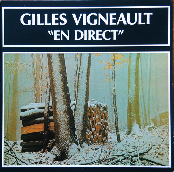 GILLES VIGNEAULT_En Direct