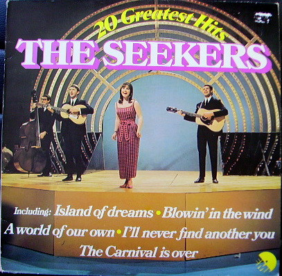 THE SEEKERS_20 Greatest Hits