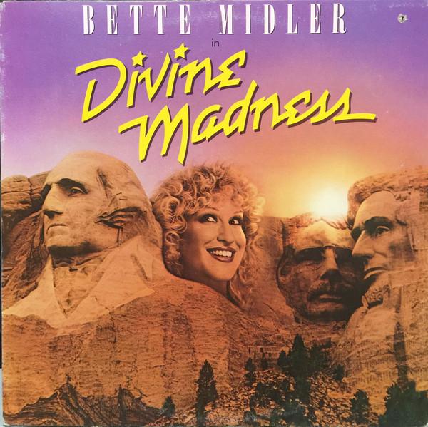 BETTE MIDLER_Divine Madness