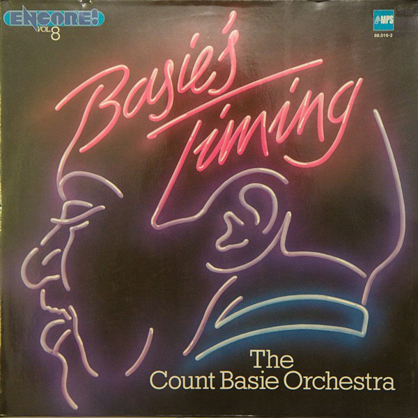 COUNT BASIE ORCHESTRA_Basie's Timing