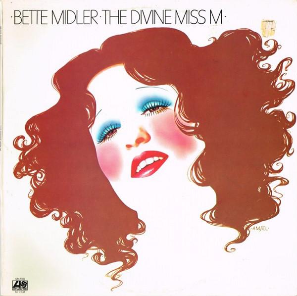 BETTE MIDLER_The Divine Miss M